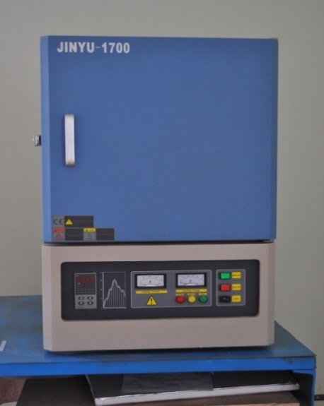 High Temperature Muffle Furnace JYBF-1700